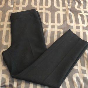 Tory Burch wool crop pants